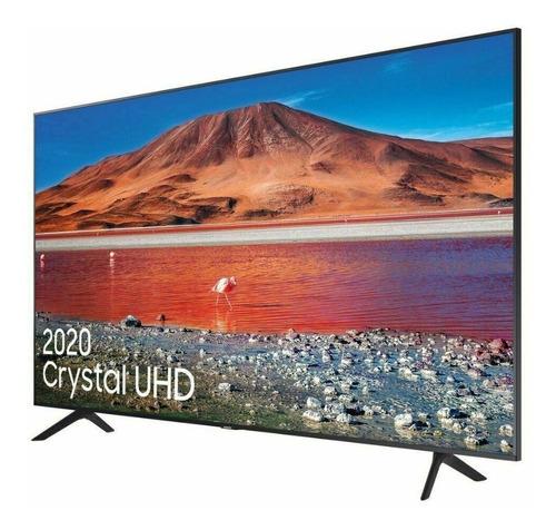 Imagen 1 de 3 de Samsung Ue70tu7100kxxu 70 Pulgadas 4k Ultra Hd Hdr Smart Wif
