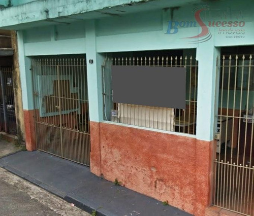 Casa Com 7 Dormitórios À Venda Por R$ 510.000,00 - Vila Diva (zona Leste) - São Paulo/sp - Ca0199