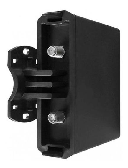 Amplificador Sinal Antena Digital Booster 26db Uhf/vhf/fm