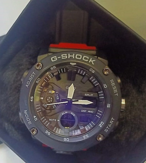 Relógio Masculino Barato G-shock 2000s Promoção + Brinde