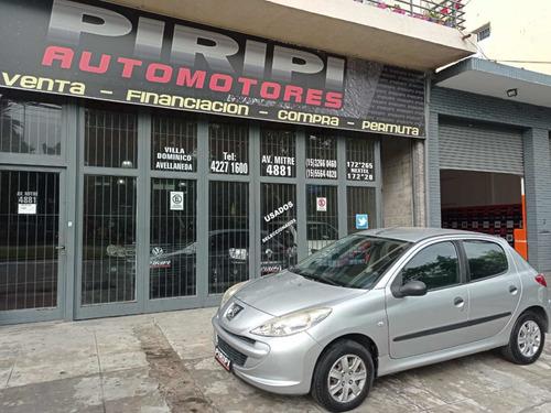 Peugeot 207 2013 1.4 Allure, Anticipo De $479.999 Y Cuotas