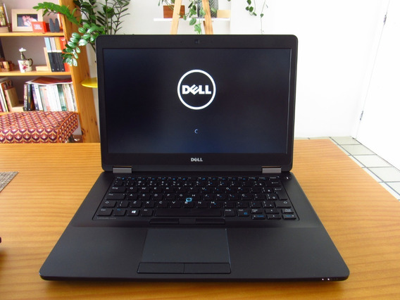 Notebook Dell Latitude 5470 I5-6200u 6ªg 8gb Ram 500gb Hdd