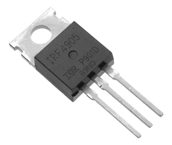 4 Unidades Transistor Irf4905 Pbf Power Mosfet 74a 55v To220