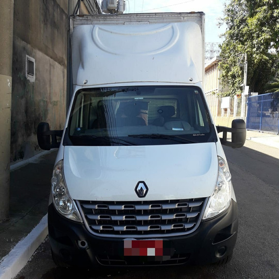 Renault Master Ano 2016 Baú