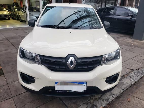 Renault Kwid Life 1.0 2018 Beige