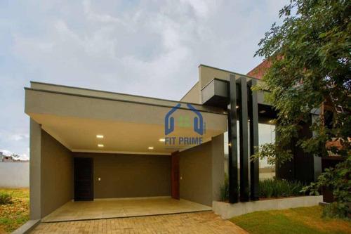 Casa Com 3 Dormitórios À Venda, 120 M² Por R$ 520.000,00 - Ideal Life Ecolazer Residence - São José Do Rio Preto/sp - Ca2587
