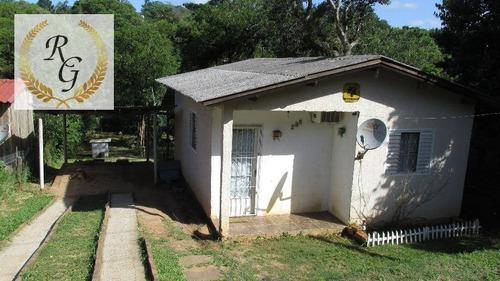 Casa Com 2 Dormitórios À Venda, 48 M² Por R$ 195.000,00 - Tarumã - Viamão/rs - Ca0140
