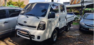 Kia K2700 Doble Cabina Full 4x4 Año 2013 Del Representante