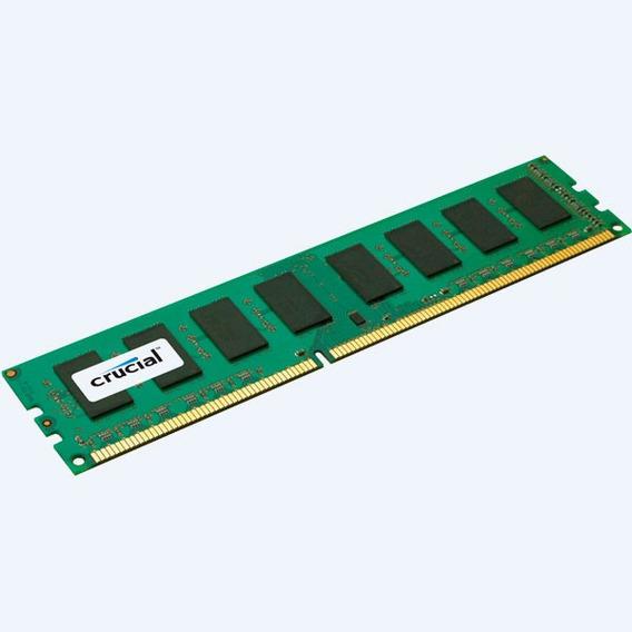 Memoria Ram 4gb Ddr3 Crucial 1600mhz