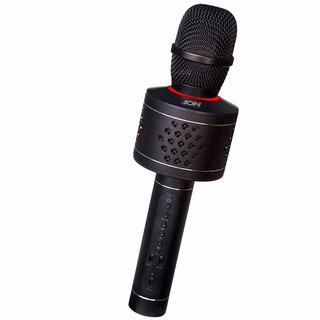Microfono Ion Karaoke Bluetooth Microsd Ion-m04b