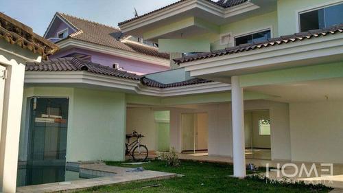 Casa Com 4 Dormitórios À Venda, 350 M² Por R$ 990.000,00 - Vargem Pequena - Rio De Janeiro/rj - Ca0687