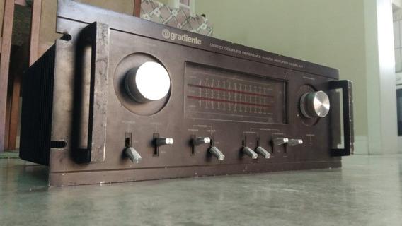Amplificador Gradiente A-1.. Leia A Descrição!!!