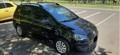 Volkswagen Suran Comfortline 1.6 Nafta Modelo 2011