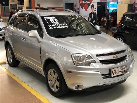 Chevrolet Captiva 2.4 Sport Automático + Multimídia