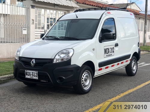 Renault Kangoo 1600icc Mt Aa Dh Fe