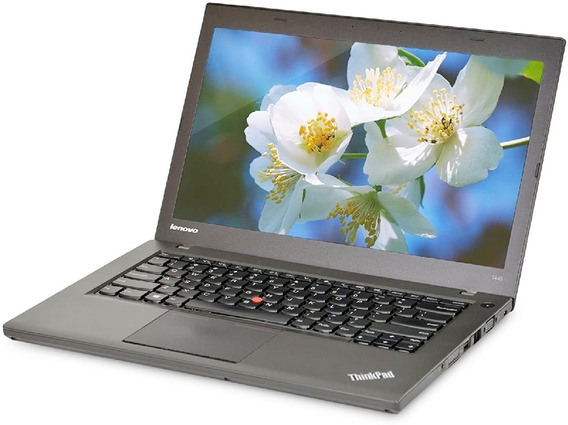 Notebook Barato Lenovo T440, I5 2.49ghz, 8gb, Ssd120gb Win10