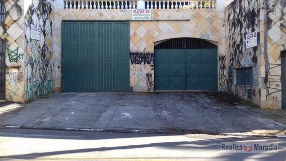 Galpão Comercial Ou Industrial Horizontal Park - Ga0099