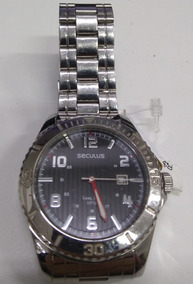 Relógio Seculus Masculino Long Life 28286g0sbna1 Bom Barato