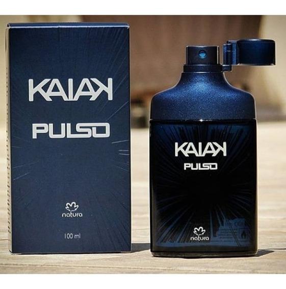 Kaiak Pulso 50% Off Perfume Masculino Natura 100ml Últimos