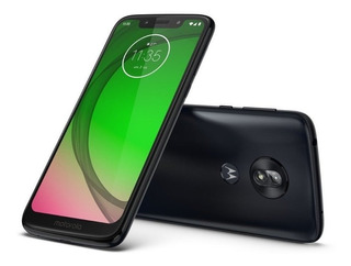 Celular Moto G7 Play 32gb Cam 13/8mpx Android Pie 5.7¨
