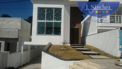 Casa Em Condomínio Para Venda Em Mogi Das Cruzes, Aruã, 3 Suítes, 2 Banheiros, 5 Vagas - 871
