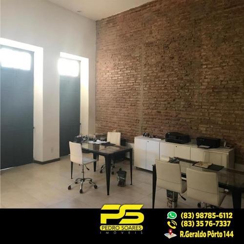 Imagem 1 de 5 de Prédio C/ 14 Salas P/ Alugar Por R$ 4.500/mês - Centro - Sa0120