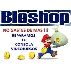 Reparación Profesional Consolas Vídeojuegos Bleshop Games