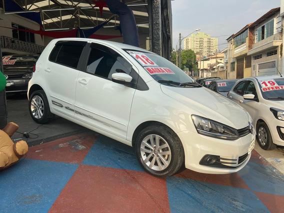Volkswagen Fox1.6 Connect Flex 1 Ano De Garantia E Ipva 2020