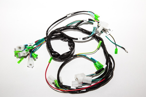 Sistema Electrico  Akt 125 Nkd Mn