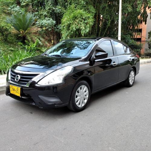 Nissan Versa 1.6cc Sense  A/t