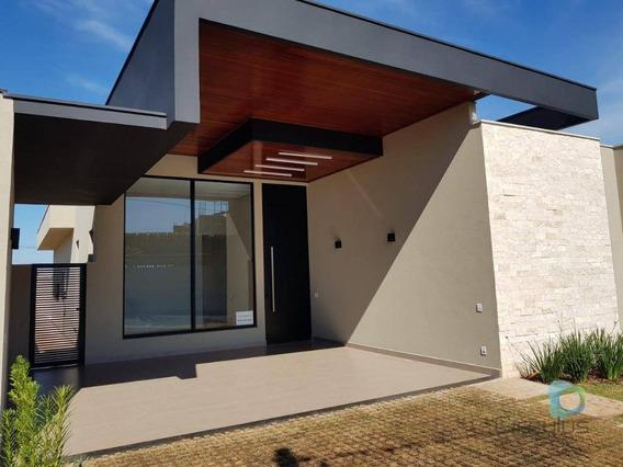 Casa Com 3 Suítes À Venda, 202 M² Alto Do Castelo - Ca1783