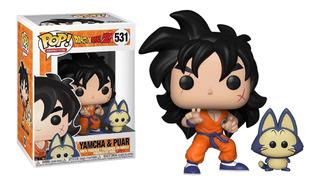 Funko Pop #531 Yamcha & Puar - Dragon Ball Z - 100% Original