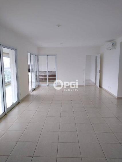 Apartamento Com 3 Dormitórios À Venda, 186 M² Por R$ 900.000,00 - Nova Aliança - Ribeirão Preto/sp - Ap5594