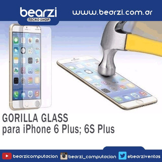 Film Gorila Glass Para iPhone 6 Plus Y 6 S Plus