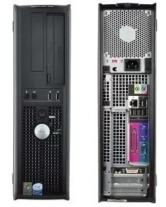 Cpu Dell Completo 755 E8400 8gb Ddr2 Hd500