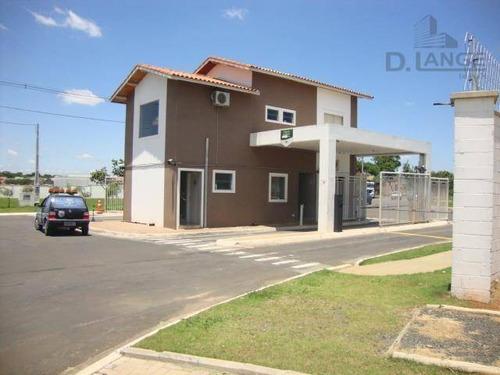 Imagem 1 de 10 de Terreno À Venda, 300 M² Por R$ 180.000,00 - Condomínio Campos Do Conde Ii - Paulínia/sp - Te3116