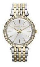 Relógio Michael Kors Mk3215/kn Darci Misto Slim