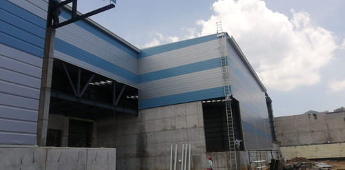 Imagen 1 de 5 de Renta De Nave Industrial En Tlalnepantla