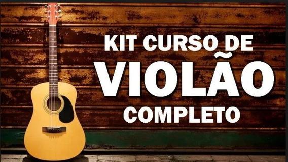 Curso De Violão Iniciante + Brinde