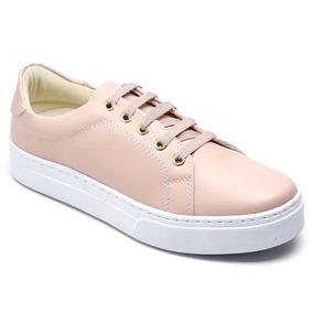 4e94f3c3435 Sapataria Stylus Plataformas Feminino Sapatilhas - Sapatos Rosa ...