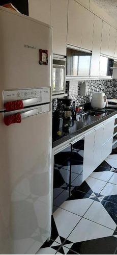 Apartamento Com 2 Dormitórios À Venda, 50 M² Por R$ 190.000,00 - Alves Dias - São Bernardo Do Campo/sp - Ap3236
