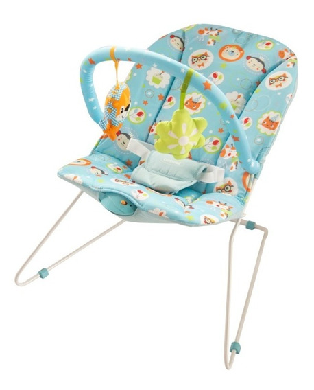 Silla Vibradora Para Bebe Bouncer Safari- Bebesit (mb8024)