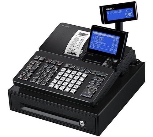 Casio Pcr-t540 Caja Registradora Bluetooth 25 Departamentos