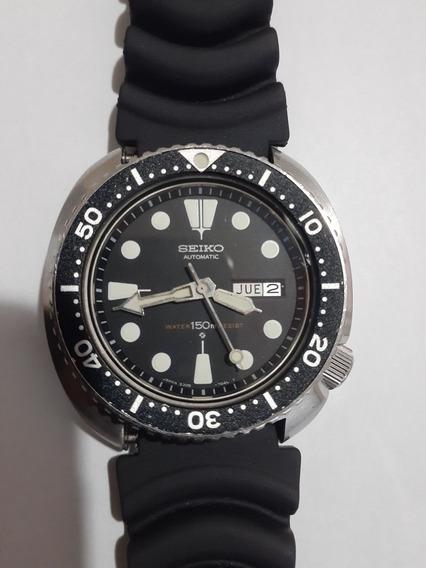Relógio Seiko Turtle 6309-7049 Muito Raro