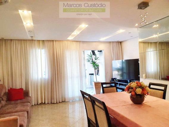 Apartamento Com 2 Dorms, Barcelona, São Caetano Do Sul - R$ 620 Mil, Cod: 1339 - V1339