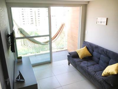 Apartamento Em Intermares, Cabedelo/pb De 38m² 1 Quartos À Venda Por R$ 225.000,00 - Ap232051