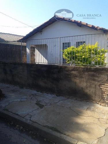 Imagem 1 de 17 de Casa Residencial À Venda, Jussara, Araçatuba. - Ca0233