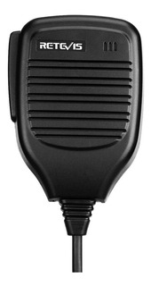 Microfono - Altavoz (pera) Para Radios De Comunicacion