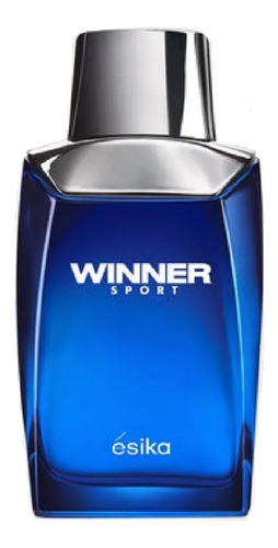 Perfume Hombre Winner Sport Esika 100ml - mL a $370