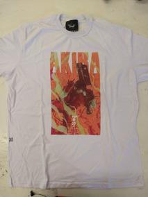 Camiseta Akira Kaneda Animê Retrô Vaporwave Aesthetic